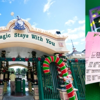 The Magic Stays with YOU...