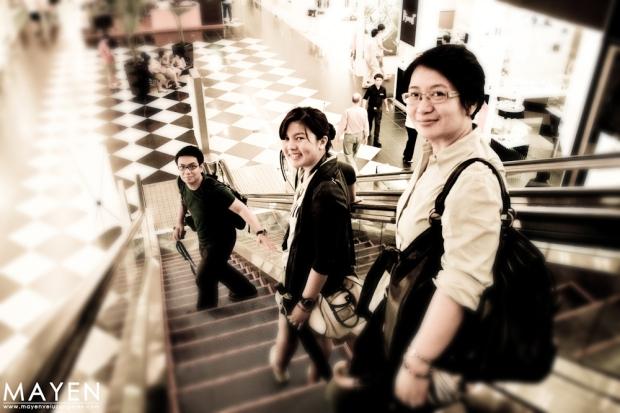 Singapore Vacation