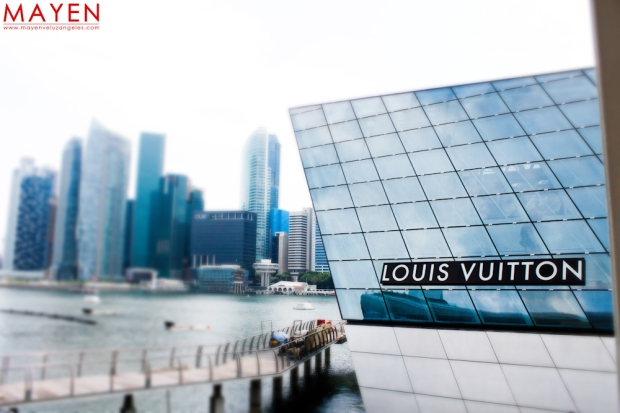 Singapore Vacation | Louis Vuitton