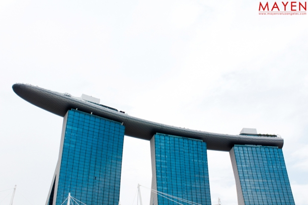 Singapore Vacation | Marina Bay Sands Sky Park