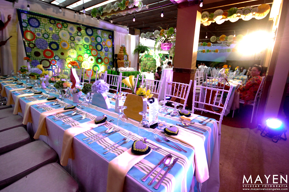 Passion Cooks Venue Styling