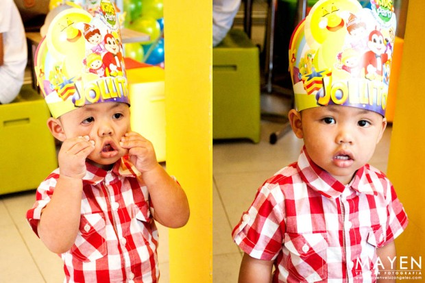2nd Bday, Jollibee, Kiddie Party, Photography