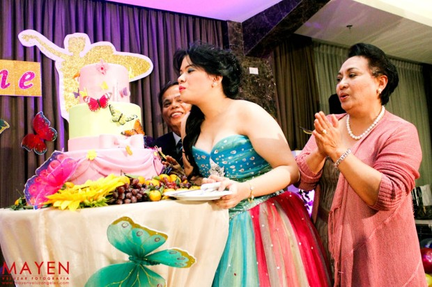 18th Birthday, Debut, Veluzar, Party, Photography