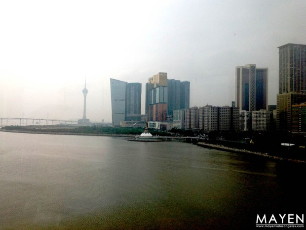 Macau Tower, Science Museum, Clouds, Photography, Travel Photography