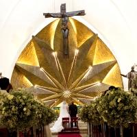Don Bosco Church + One Esplanade Wedding | Michael & Jessica