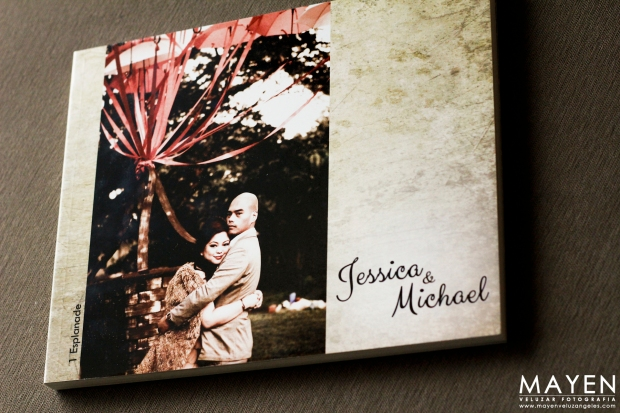 St. John Bosco Parish + One Esplanade Wedding | Michael + Jessic