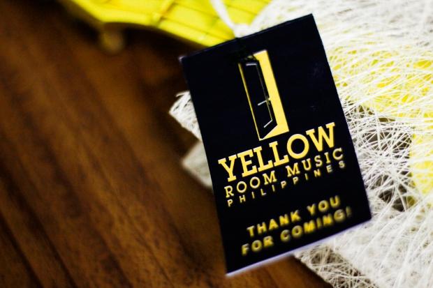 Ribbon Cutting | Yellow Music Room Philippines
