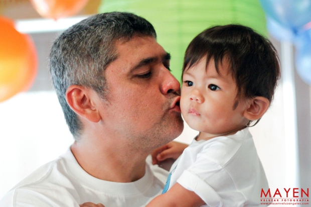 Friday's Fort Bonifacio Monster's Inc Party   Pio turns 1