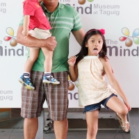 A visit to The Mind Museum | Mika & Aiden